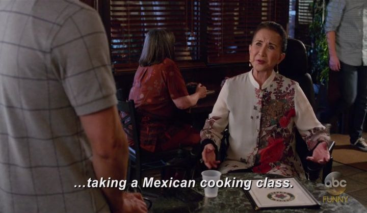 Fresh Off the Boat — s03e19 — Driving Miss Jenny