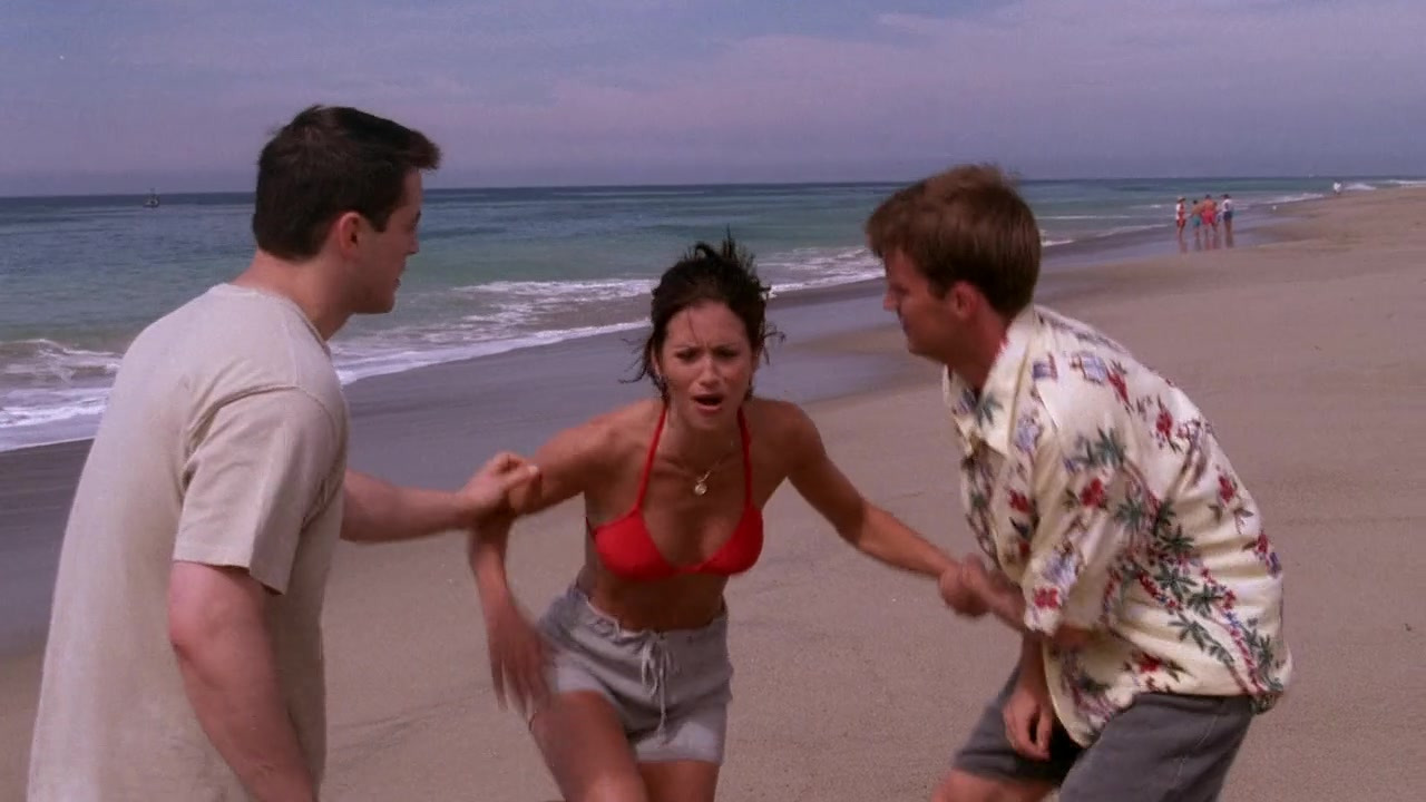 Друзья — s04e01 — The One With the Jellyfish