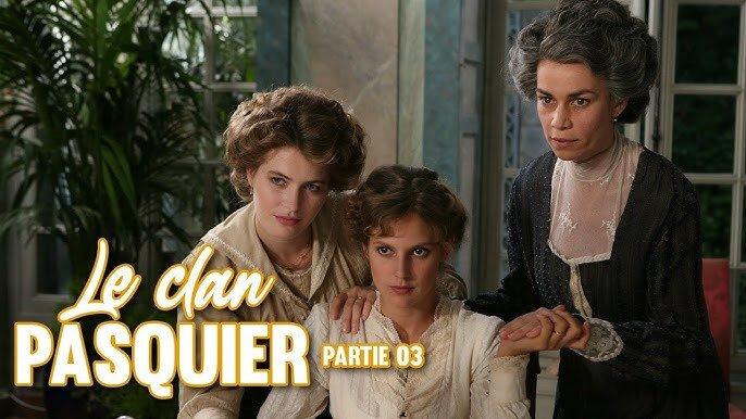 Le clan Pasquier — s01e03 — Fortunes et Infortunes