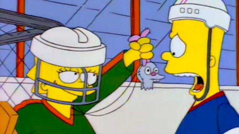 The Simpsons — s06e08 — Lisa on Ice