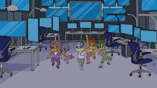 The Simpsons — s26e22 — Mathlete's Feat