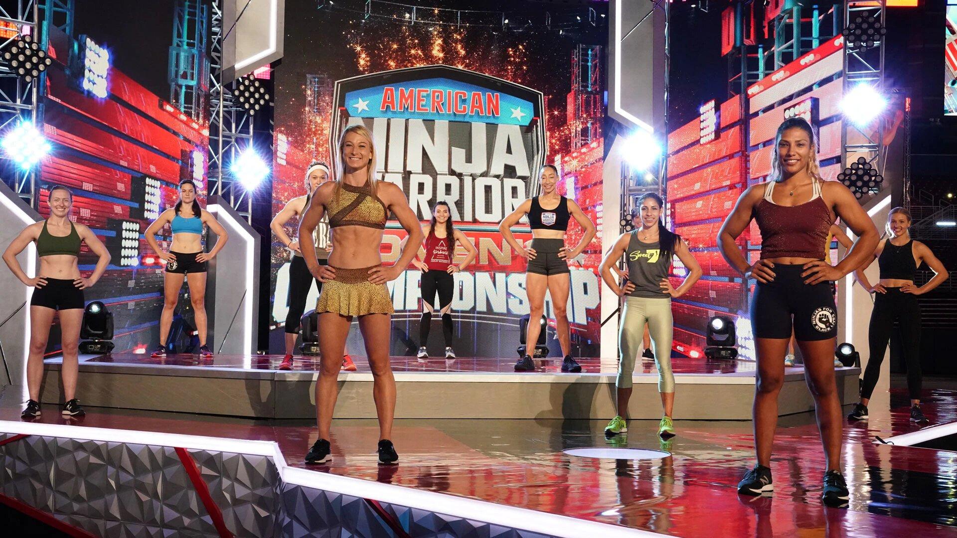 Американский Воин Ниндзя — s13 special-1 — The American Ninja Warrior Women's Championship