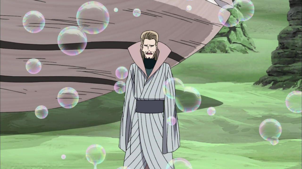 Naruto: Shippuuden — s14e05 — The Mizukage, the Giant Clam, and the Mirage