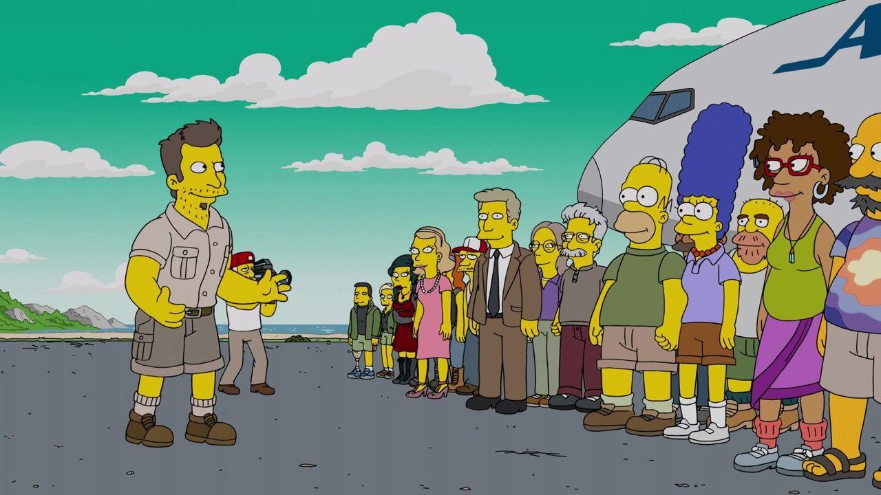 The Simpsons — s30e02 — Heartbreak Hotel