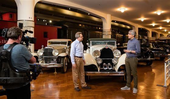 The Henry Ford's Innovation Nation — s07e04 — 1931 Bugatti Royale