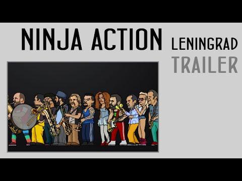Animaction decks  — s03e09 — Трейлер клипа Ленинград - Родная
