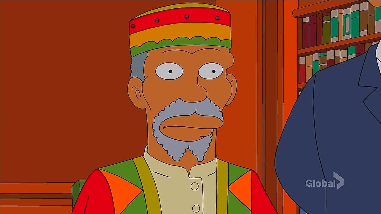 The Simpsons — s26e15 — The Princess Guide