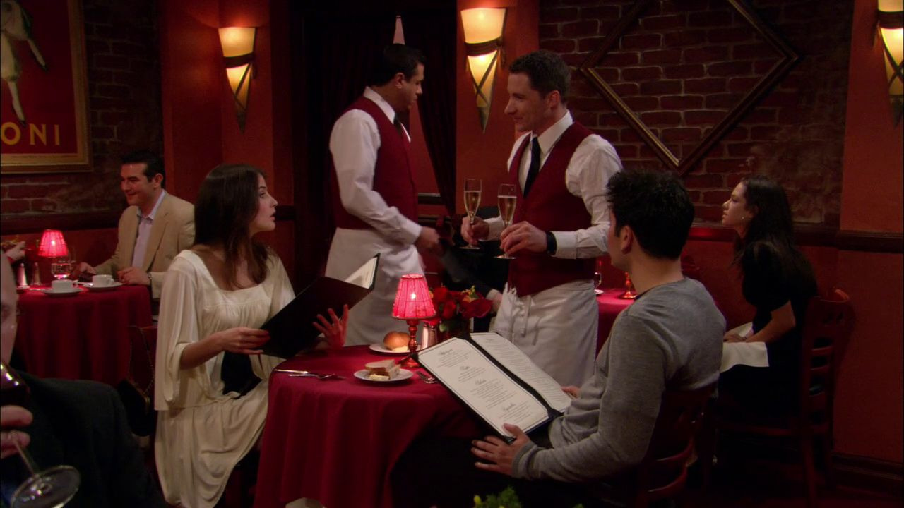 How I Met Your Mother — s02e22 — Something Blue
