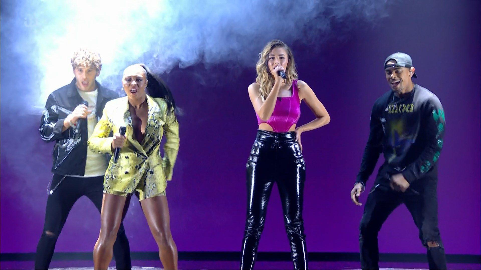 The X Factor: Celebrity — s01e03 — Episode 3