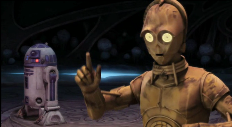 Star Wars: The Clone Wars — s04e05 — Mercy Mission