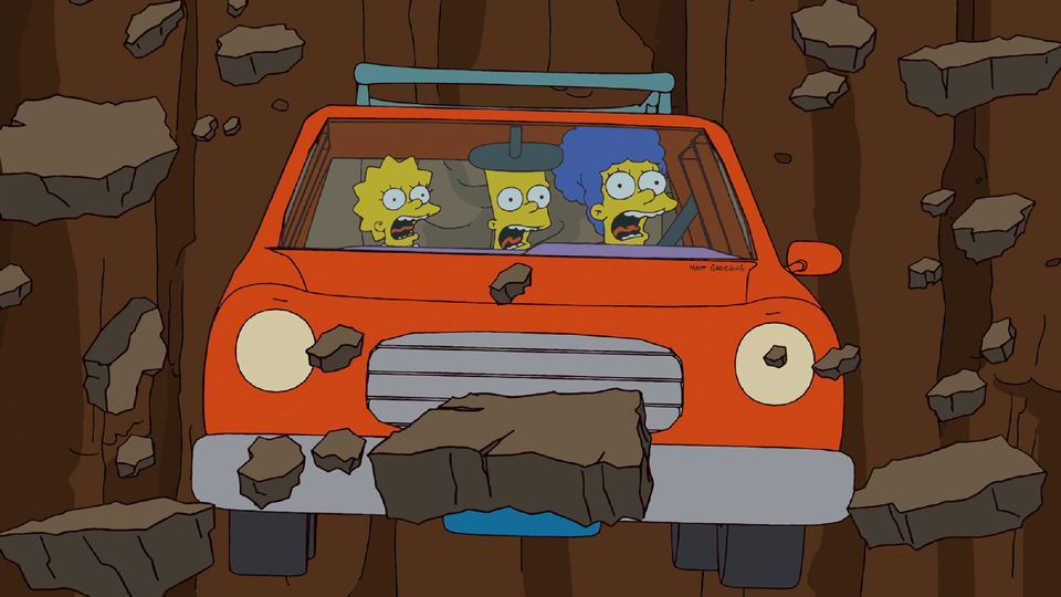 The Simpsons — s24e03 — Adventures in Baby-Getting