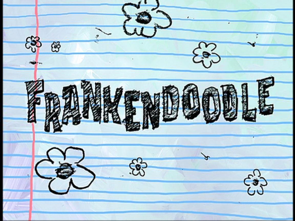 SpongeBob SquarePants — s02e27 — Frankendoodle