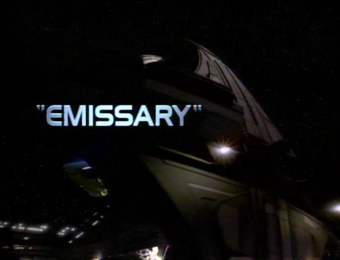 Звездный путь: Дальний Космос 9 — s01e02 — Emissary, Part II