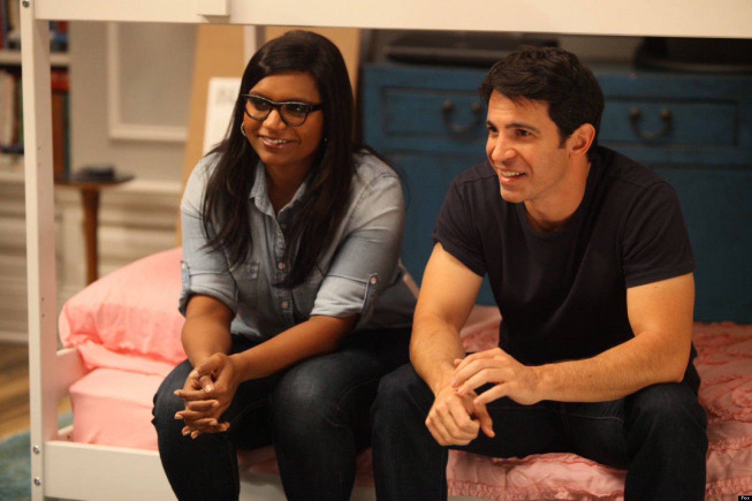 The Mindy Project — s01e11 — Bunk Bed