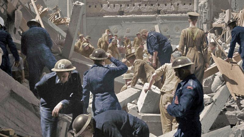 Величайшие события Второй мировой войны — s01e01 — Blitzkrieg