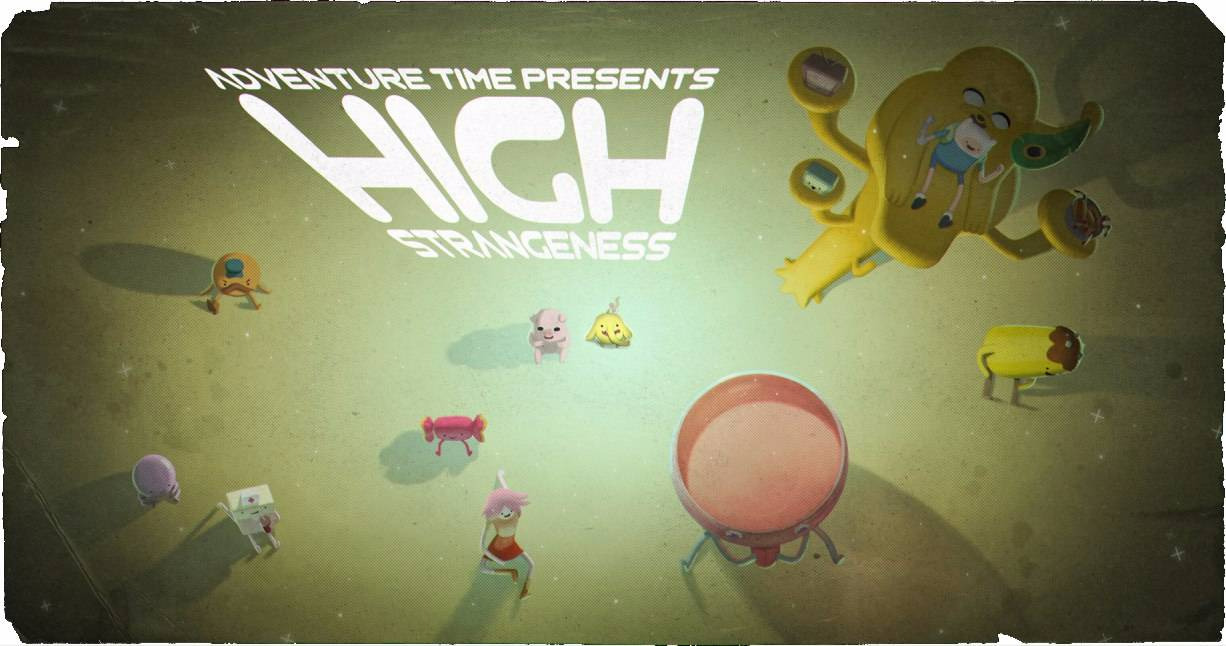 Время приключений — s08e04 — High Strangeness