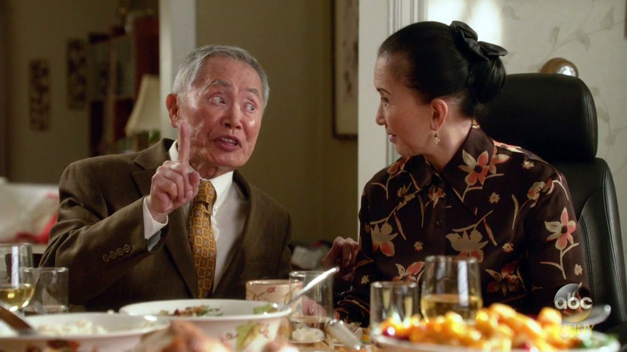 Fresh Off the Boat — s04e07 — The Day After Thanksgiving