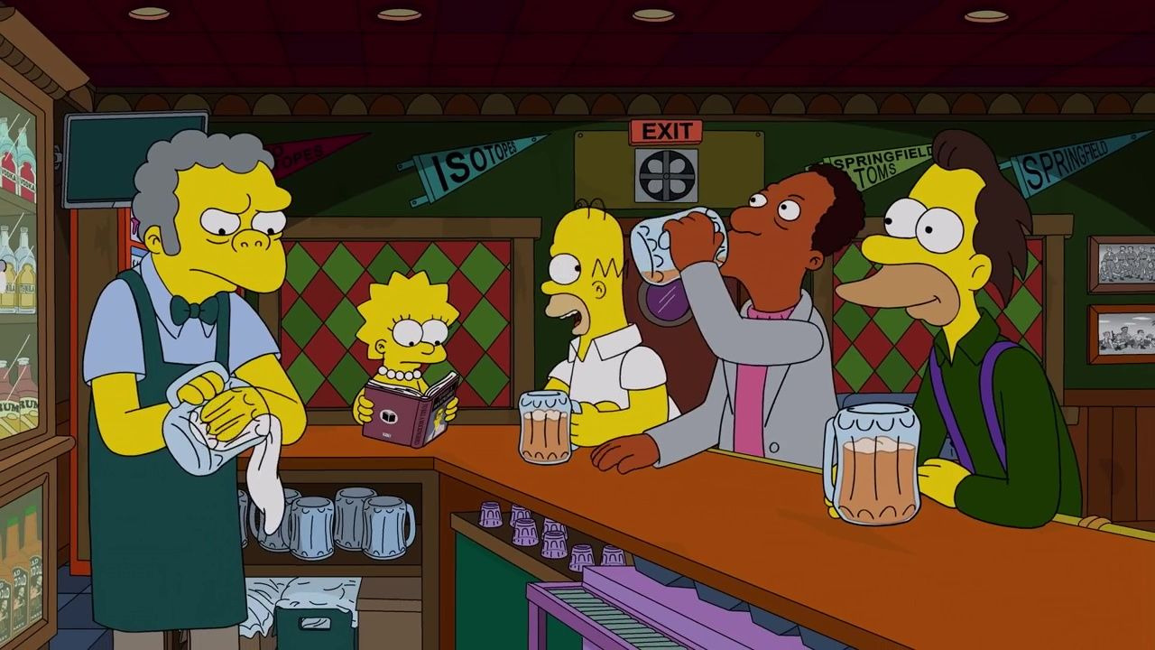 The Simpsons — s30e09 — Daddicus Finch