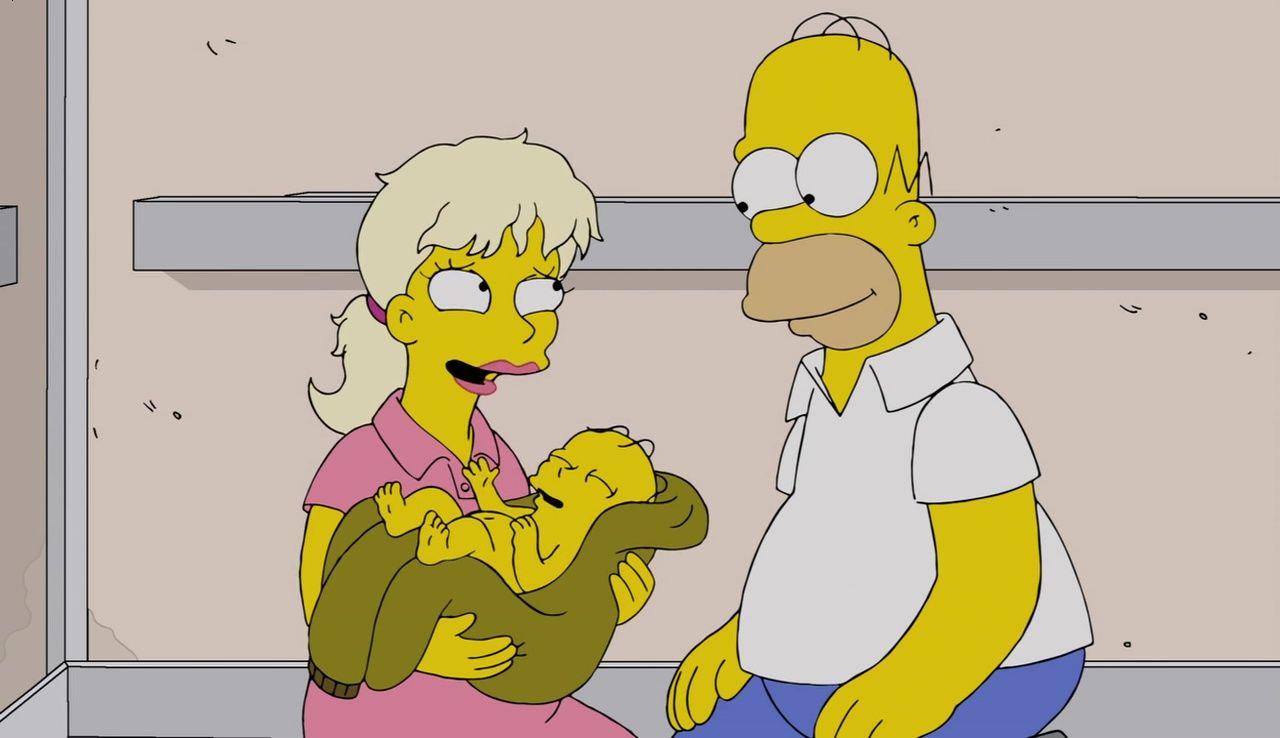 The Simpsons — s25e05 — Labor Pains