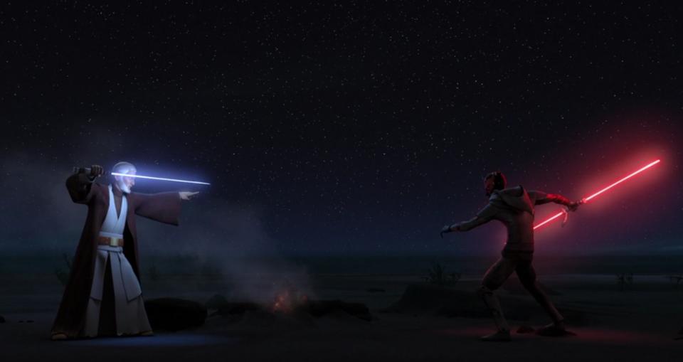 Star Wars Rebels — s03e20 — Twin Suns