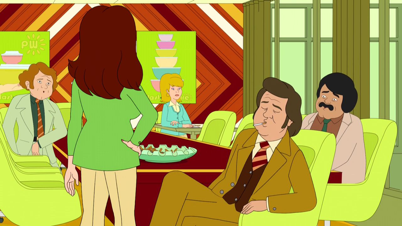 F is for Family — s02e03 — The Liar's Club