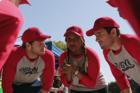 The Mindy Project — s04e23 — There's No Crying in Softball
