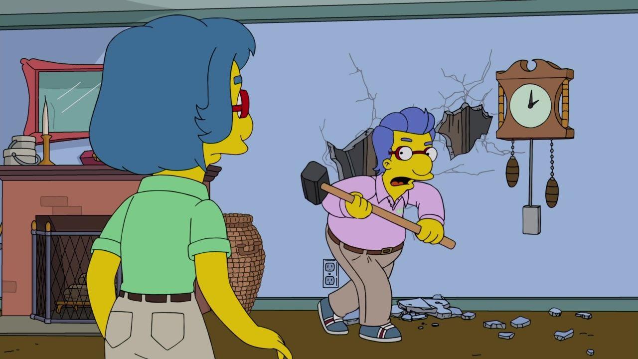 The Simpsons — s31e04 — Treehouse of Horror XXX