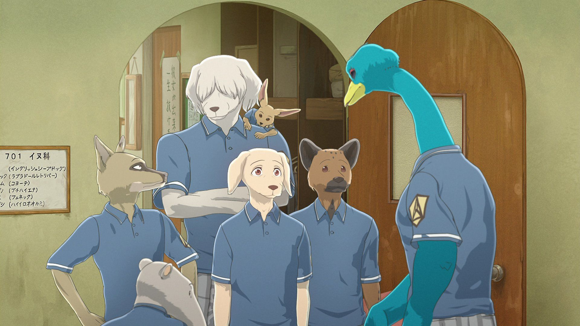 Beastars — s01e11 — To the Neon District