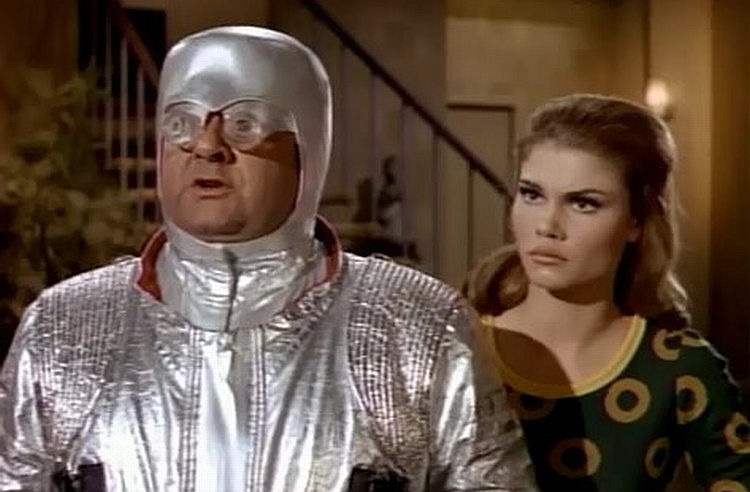 The Green Hornet — s01e25 — Invasion from Outer Space (Part I)