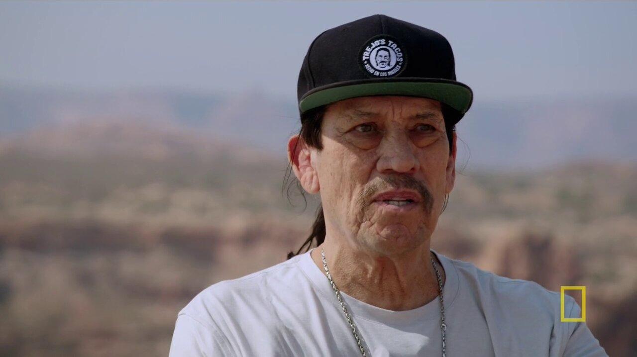 Звёздное выживание с Беаром Гриллсом — s06e06 — Danny Trejo in the Moab Desert