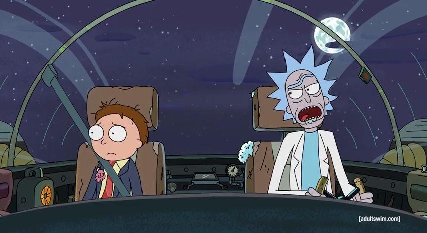 Рик и Морти — s01e06 — Rick Potion #9