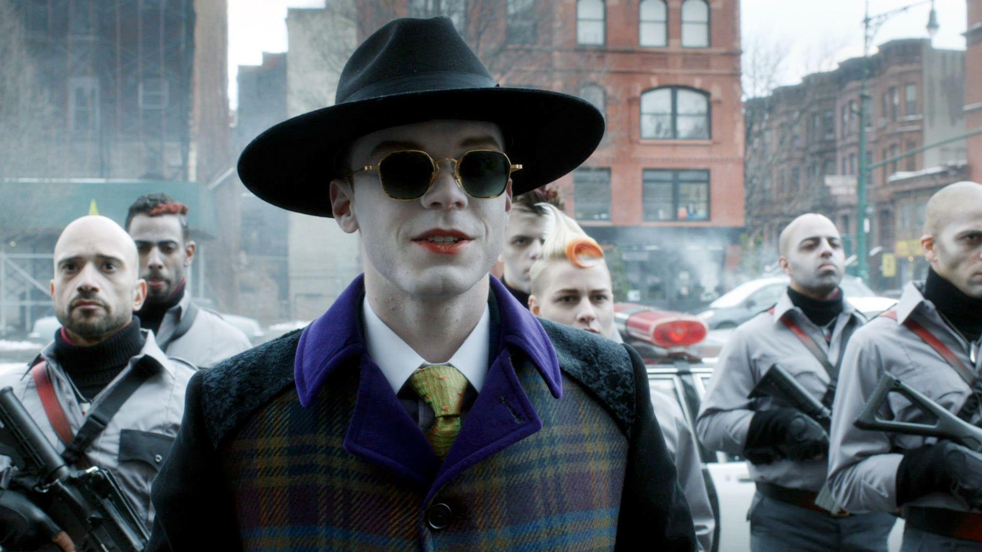 Gotham — s04e21 — A Dark Knight: One Bad Day