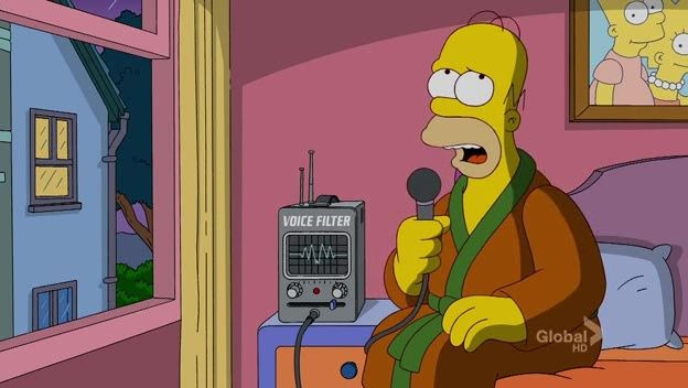 The Simpsons — s23e03 — Treehouse of Horror XXII