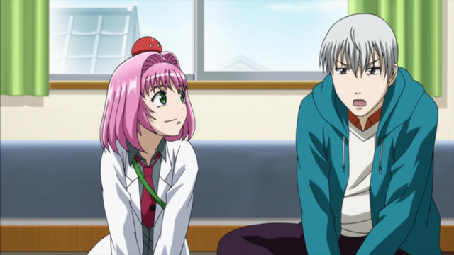 Beelzebub — s01e56 — Are You a Traitor? / Is This a Job for Men...