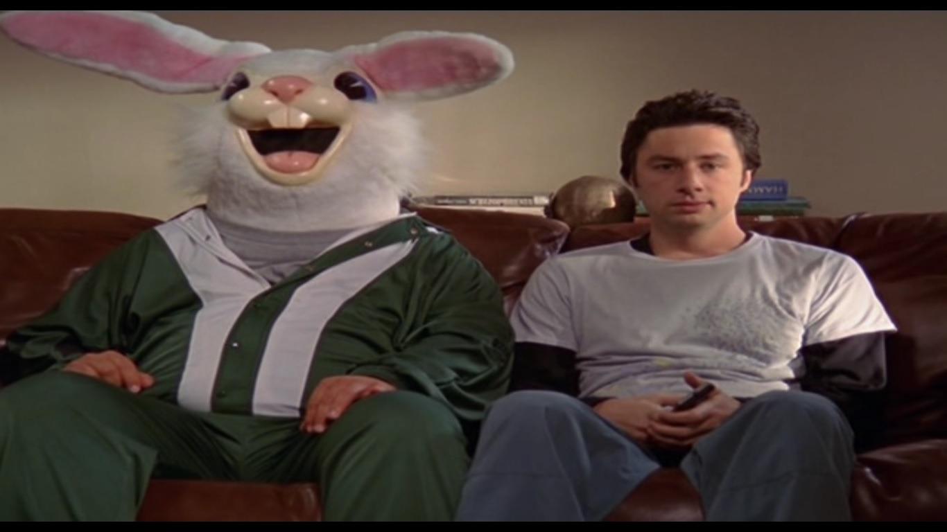 Scrubs — s06e21 — My Rabbit (1)