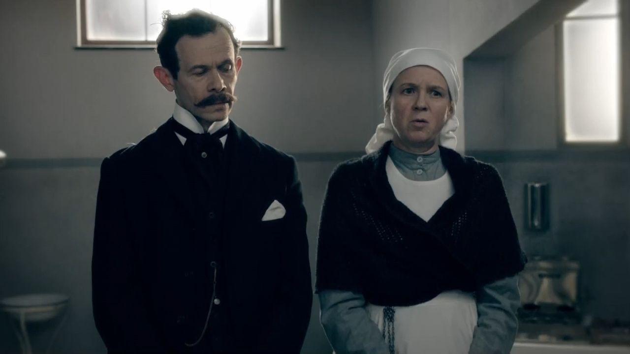 Записки юного врача и другие истории — s02e04 — Episode 4