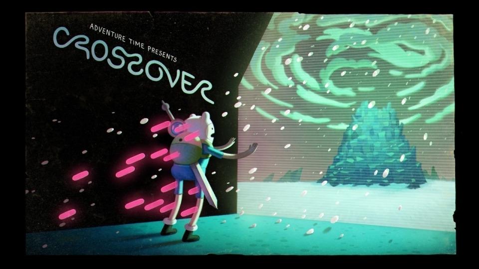 Время приключений — s07e22 — Crossover