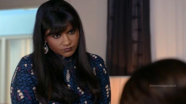 The Mindy Project — s03e08 — Diary of a Mad Indian Woman