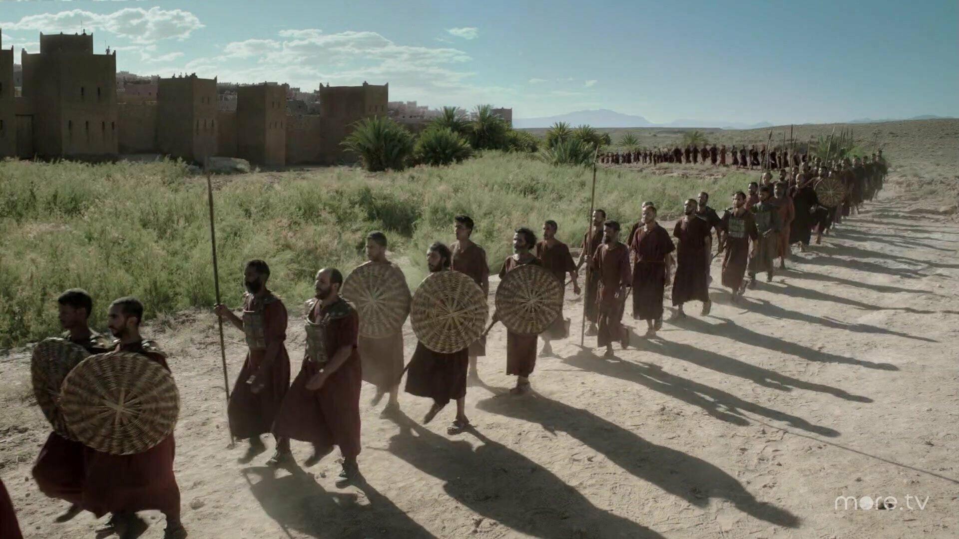 The Bible — s01e03 — Homeland