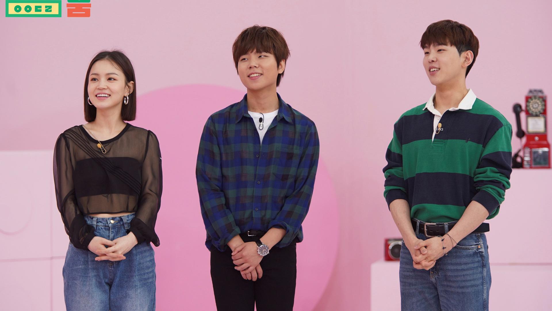 Idol Room — s02e21 — Lee Hi, Paul Kim and Jung Seung-hwan
