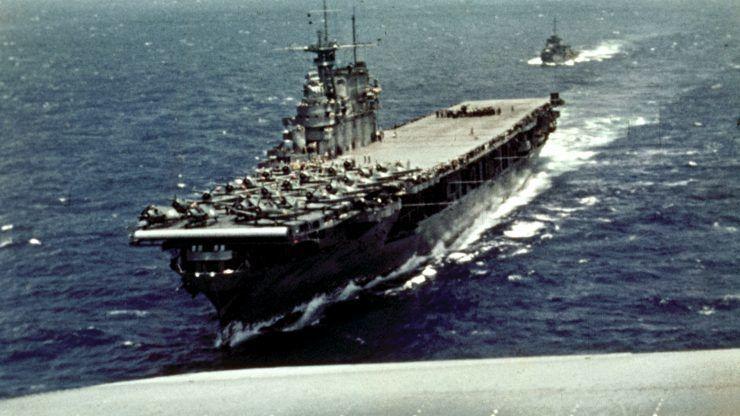 Величайшие события Второй мировой войны — s01e04 — Battle of Midway