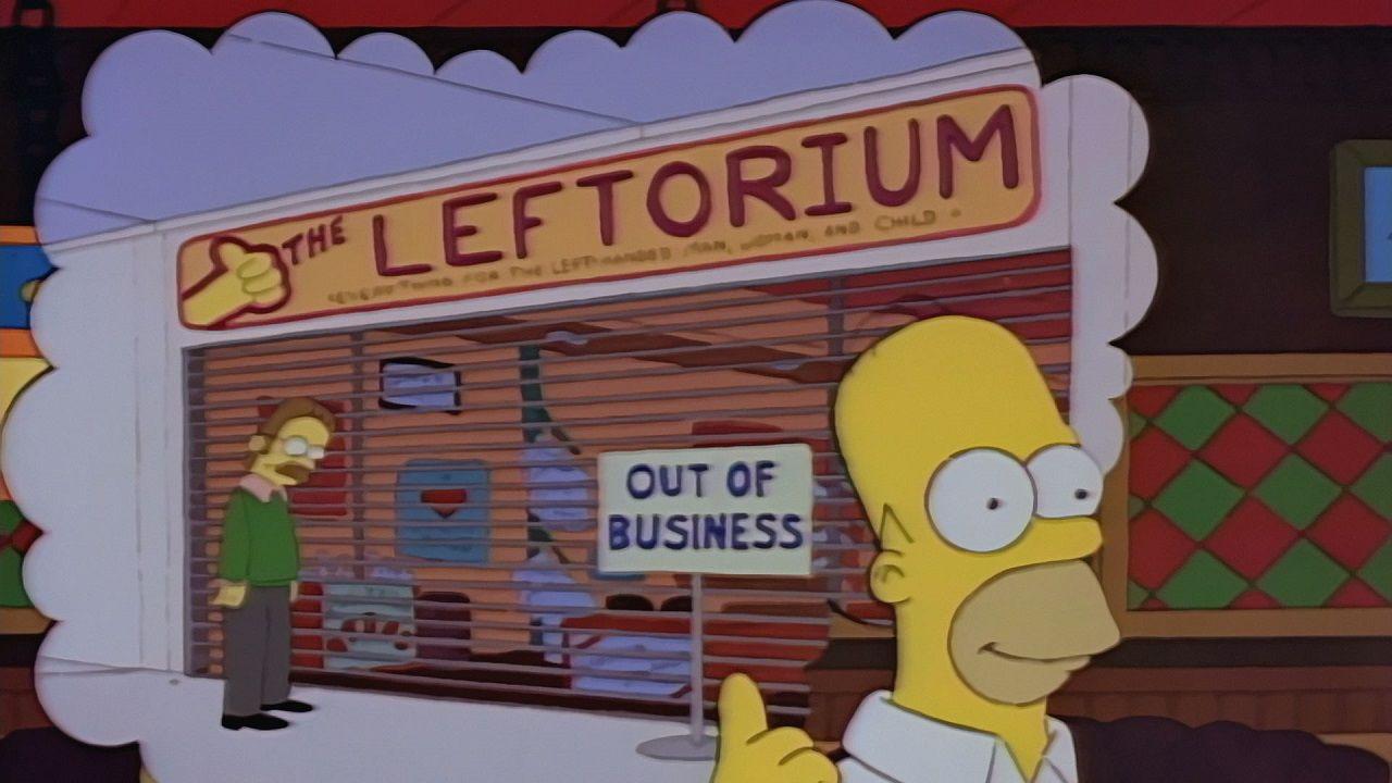 The Simpsons — s03e03 — When Flanders Failed