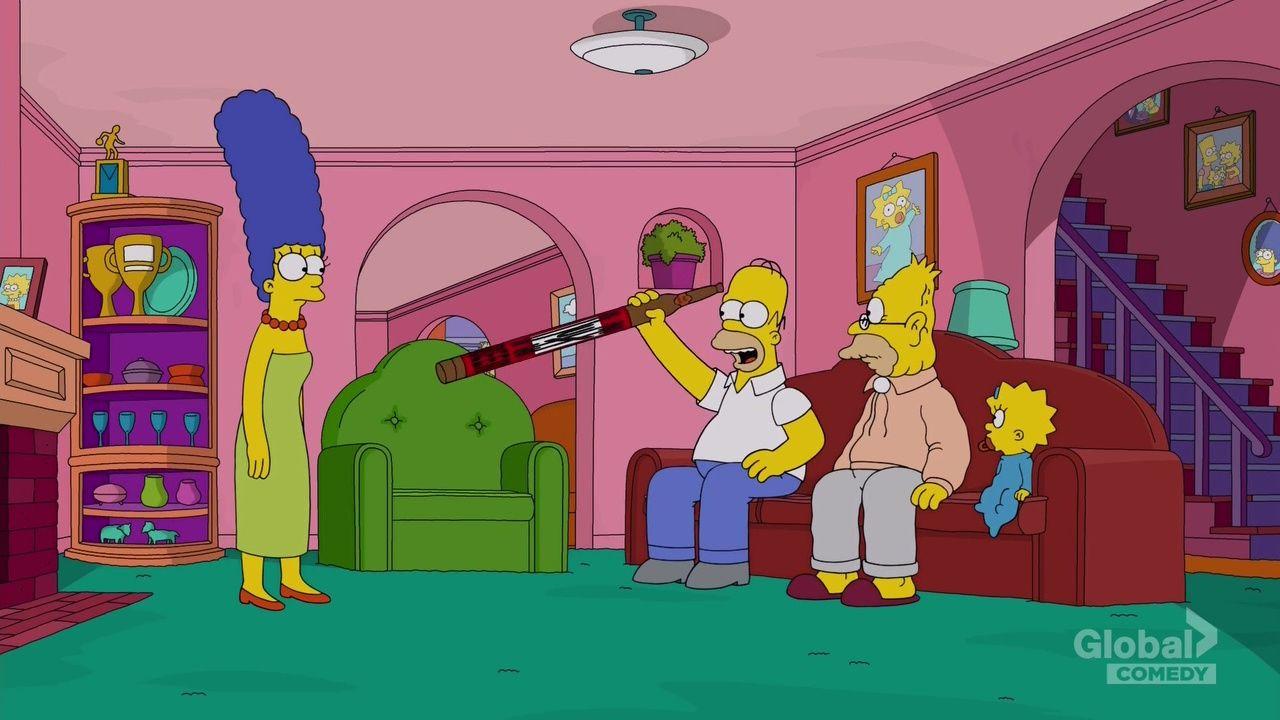 Симпсоны — s29e17 — Lisa Gets the Blues