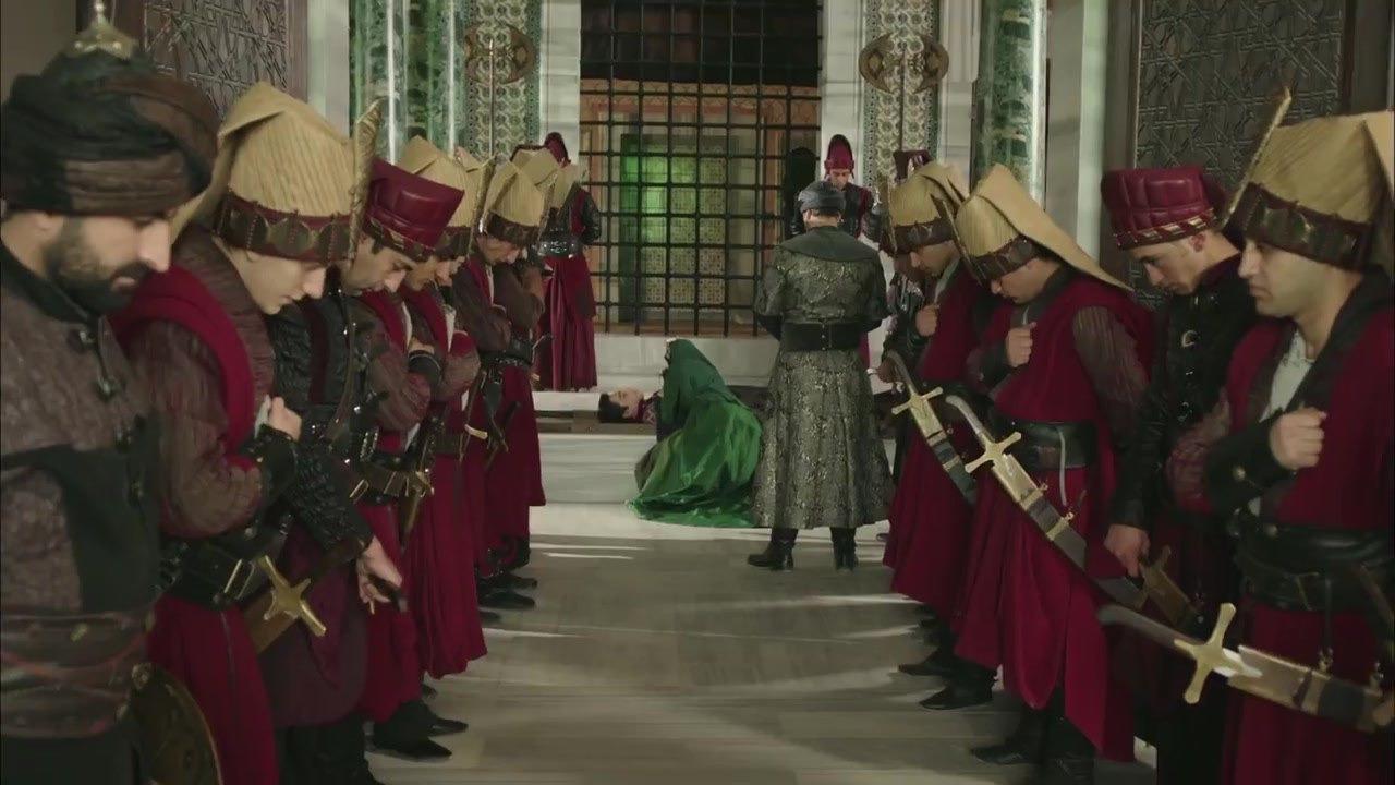 Muhteşem Yüzyıl: Kösem — s01e28 — Временный ледниковый период