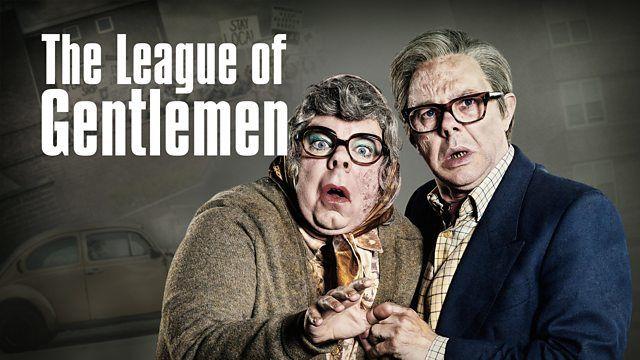 The League of Gentlemen — s04e01 — Return to Royston Vasey