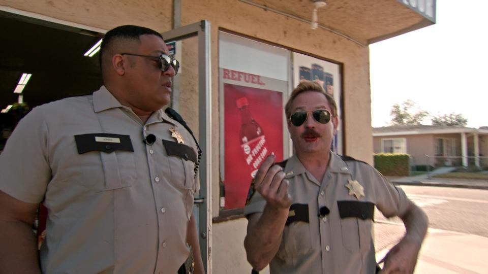 Reno 911! — s07e05 — Let's Shoot a White Guy, Part 2
