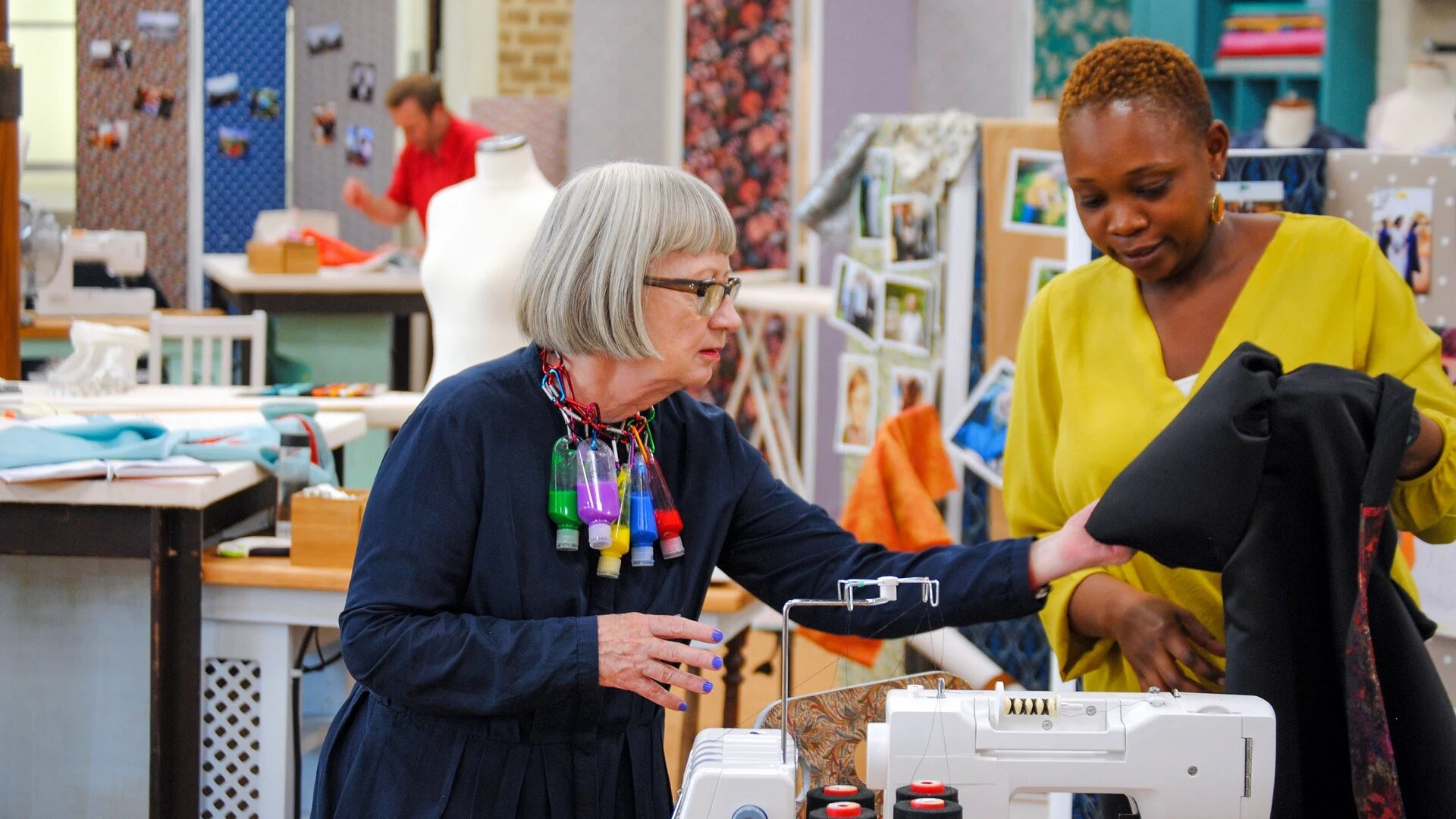 The Great British Sewing Bee — s07e04 — Episode 4