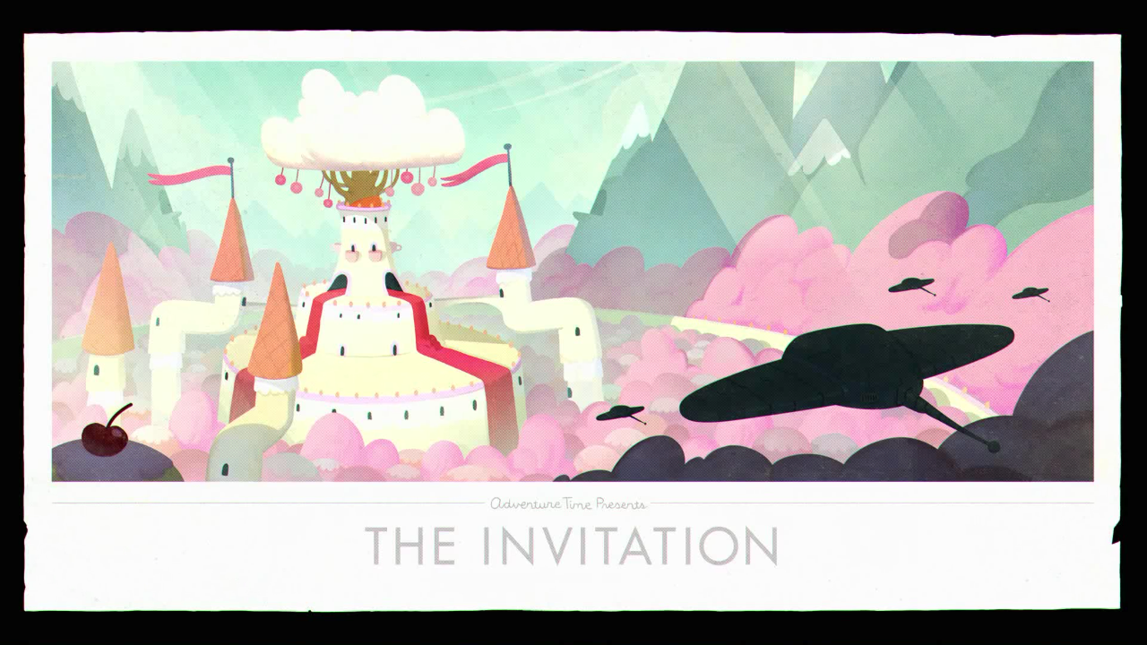 Время приключений — s08e07 — Islands Part 1: The Invitation