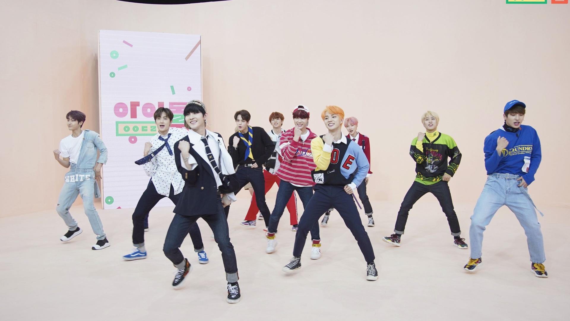 Idol Room — s02e17 — The Boyz