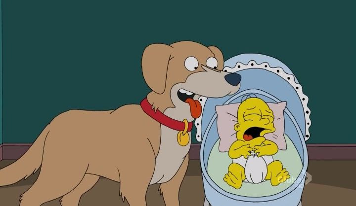 The Simpsons — s24e08 — To Cur with Love